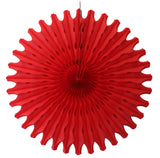 18 Inch Tissue Fans - 6-pack - MULTIPLE COLOR OPTIONS