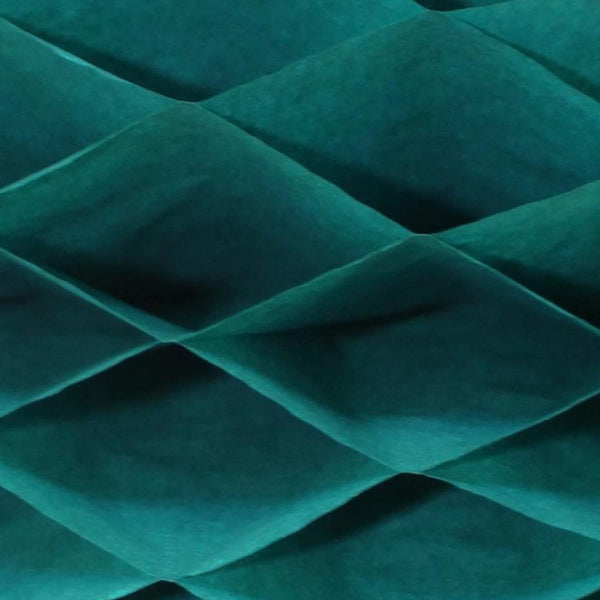 Honeycomb Craft Paper - Teal
