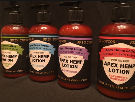 Apex Skin Lotion LG 900mg.