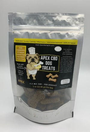 Apex Dog Treats