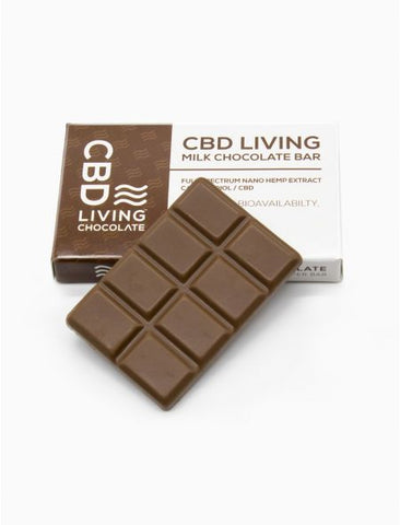 CBD Living Dark/Milk Chocolate