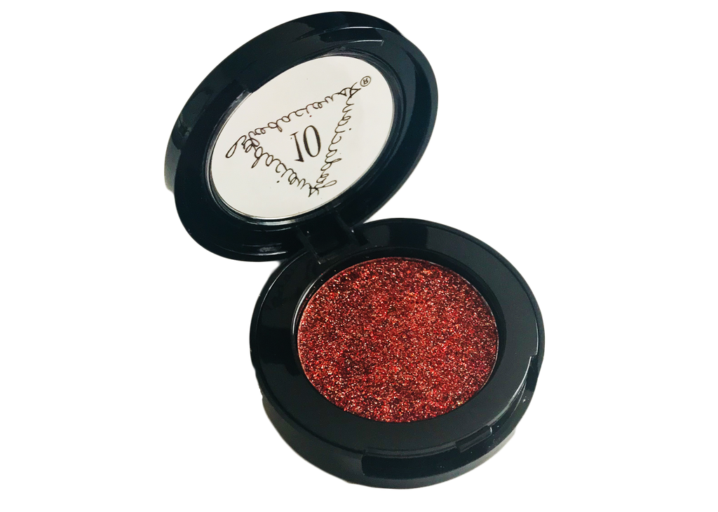 SINGLE EYESHADOW - SCARLET DISCO