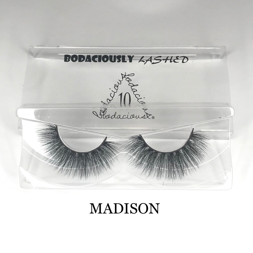 B10 | BODACIOUSLY LASHED FAUX MINK