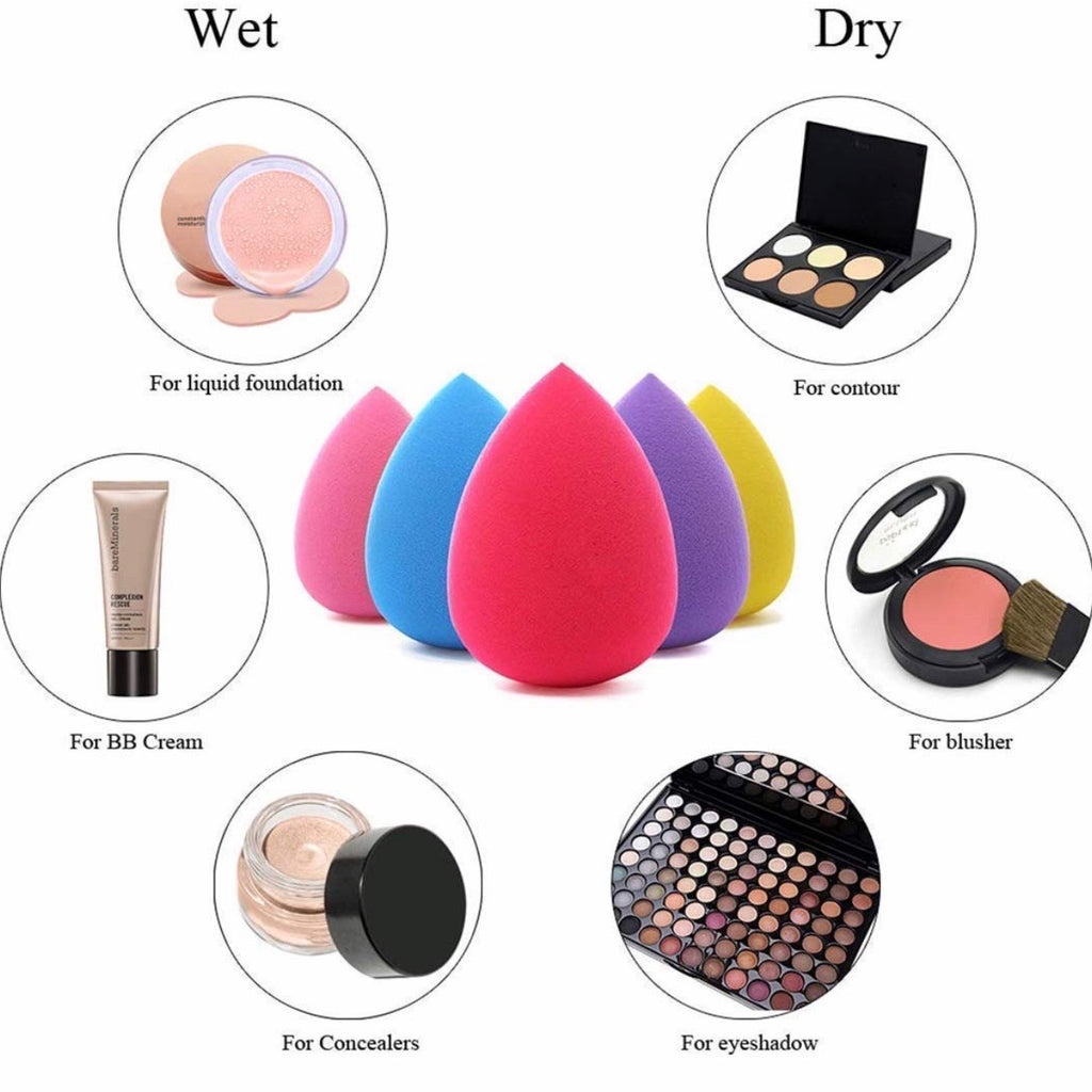B10 | Makeup Blenders 5ct.