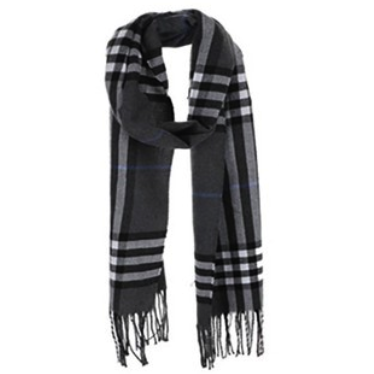 Plaid Oblong Scarves