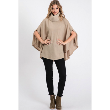 Teddi Pancho in Taupe