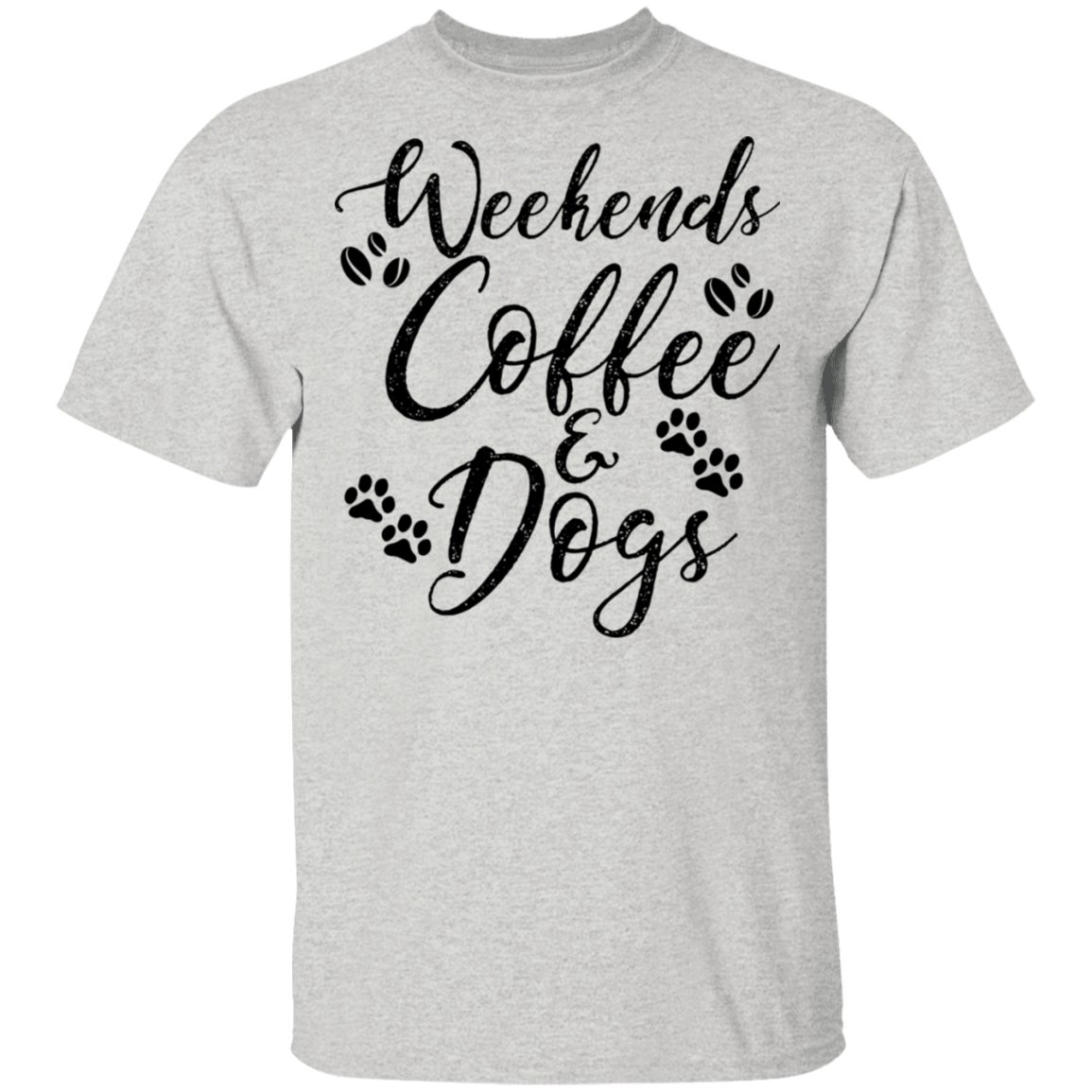 Weekends, Coffee, Dogs