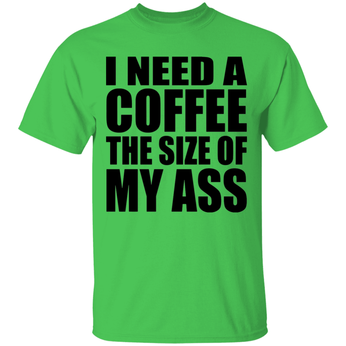 Coffee Size