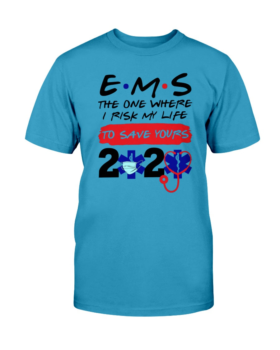 EMS, The One Where....