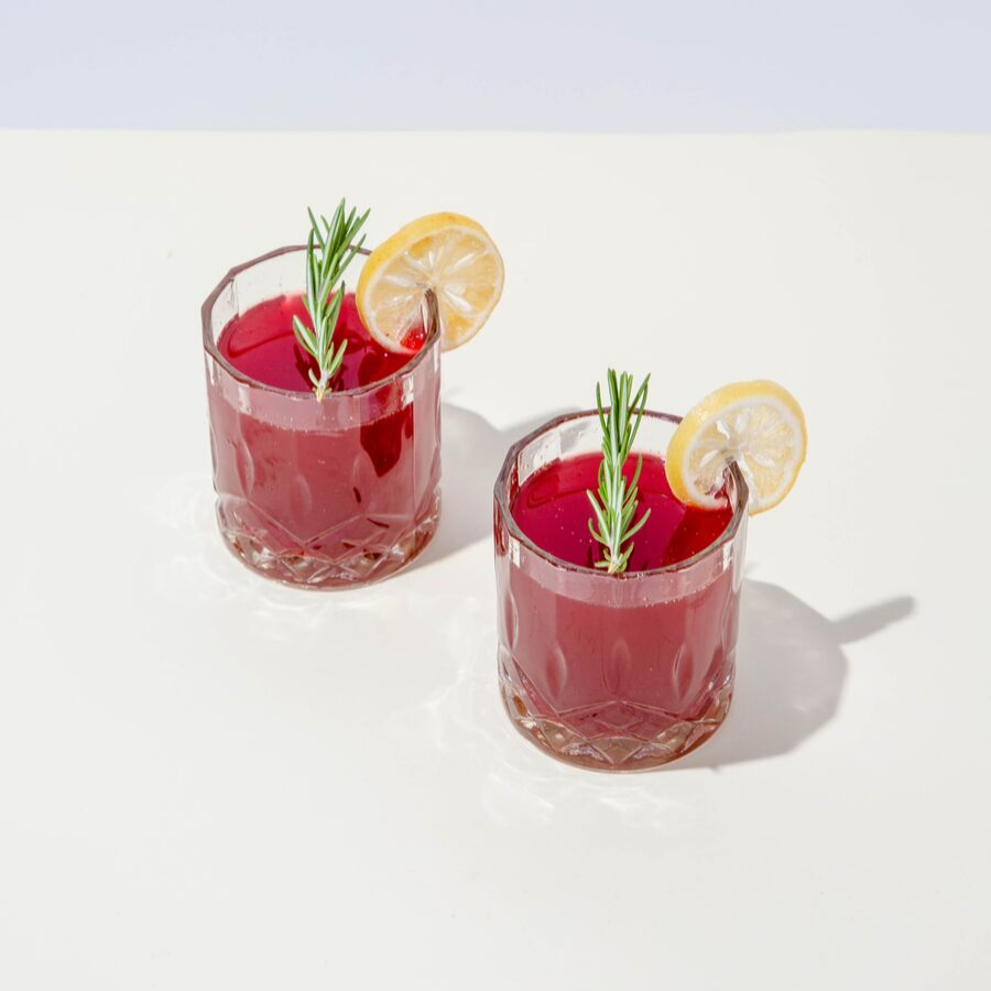 Ginger Beet Martini