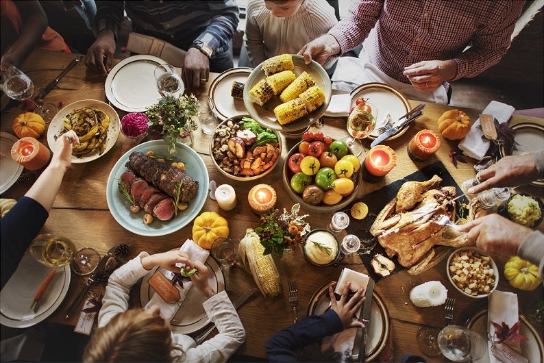 How to Navigate the Holiday Party Spread