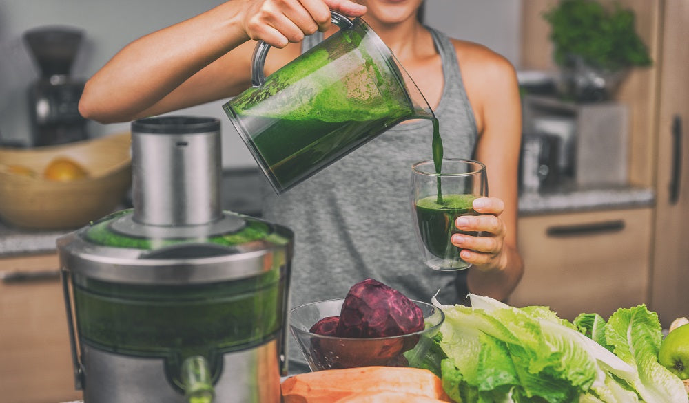 Why Quarantine Is the Perfect Time for a Juice Cleanse