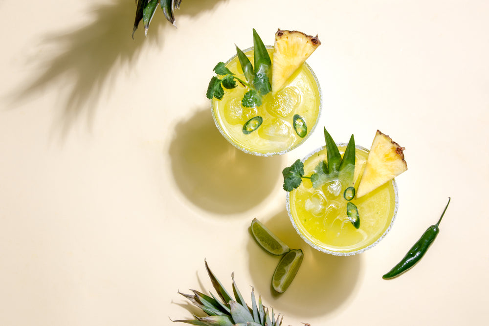 Green Jalapeno Pineapple Chia