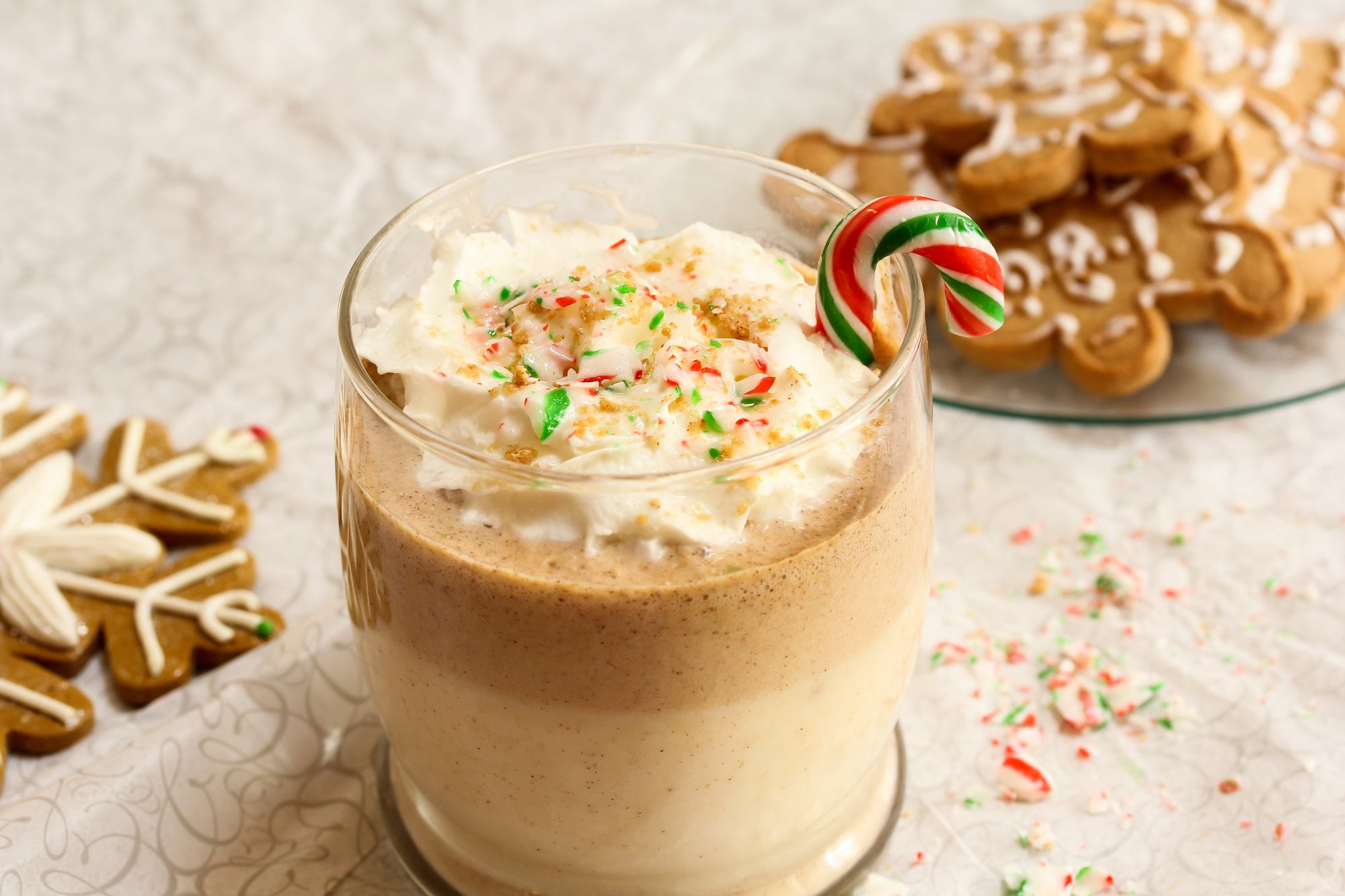 Gingerbread Proteini Smoothie
