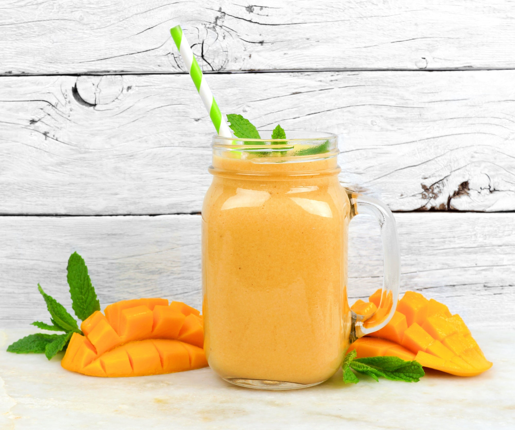 Michelle's Tropical Immunity Smoothie