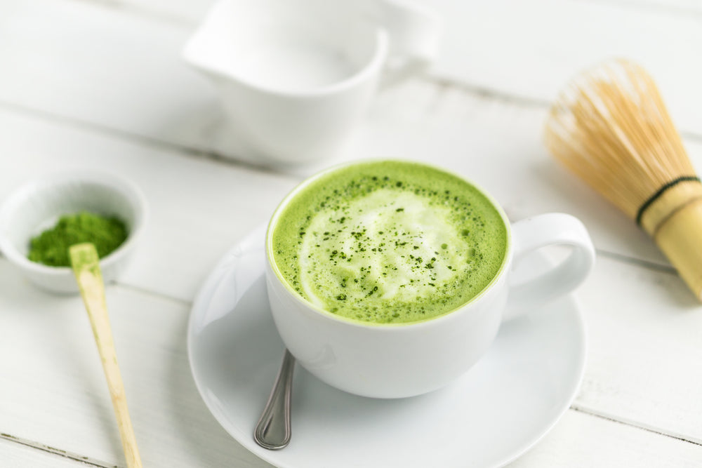 Wendy's Warming Green Matcha Latte