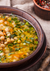 Italian Herb & Chickpea Soup