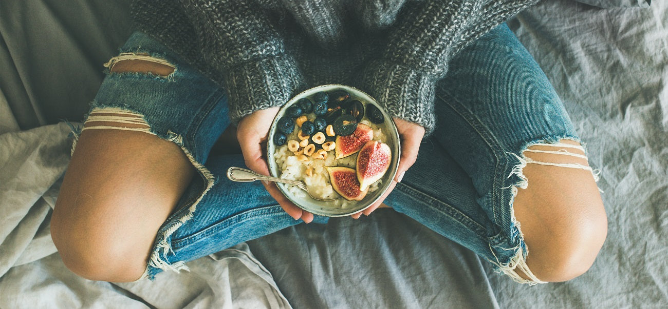 How to Stay Healthy and Avoid Comfort Foods While in Isolation