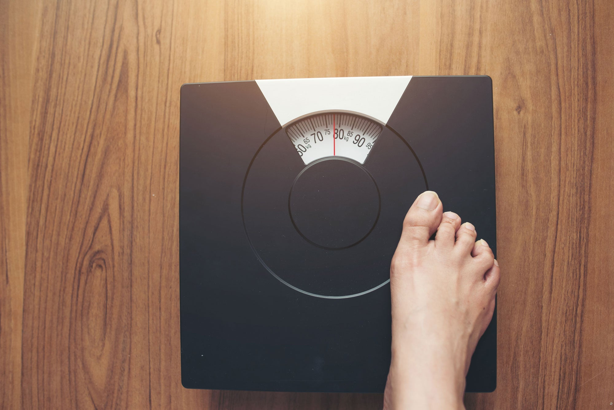 When the Scale Keeps Going Up By Dr. Cassidy Miller