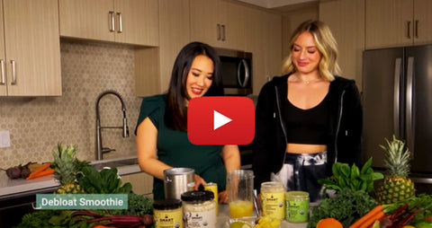 How to make the ultimate anti-bloating smoothie