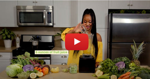 Green Smoothie that your family will fight for