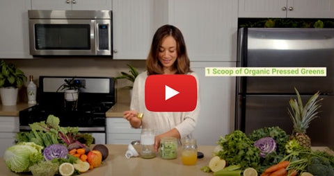 How to Make a SMART Pressed Green Juice
