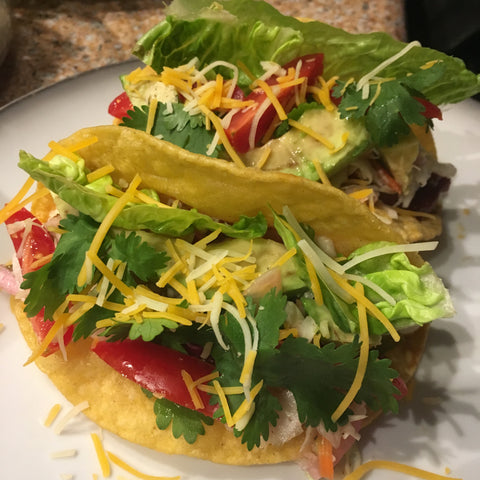 Hook & Rub - Mahi Taco Recipe