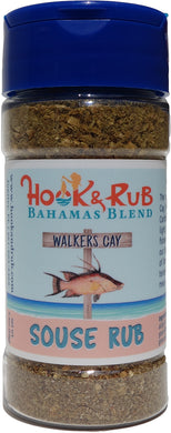 Walkers Cay Souse Rub