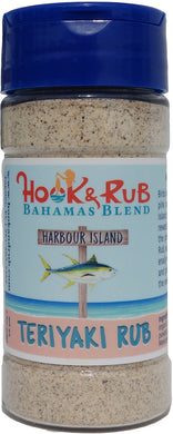 Harbour Island Teriyaki Rub