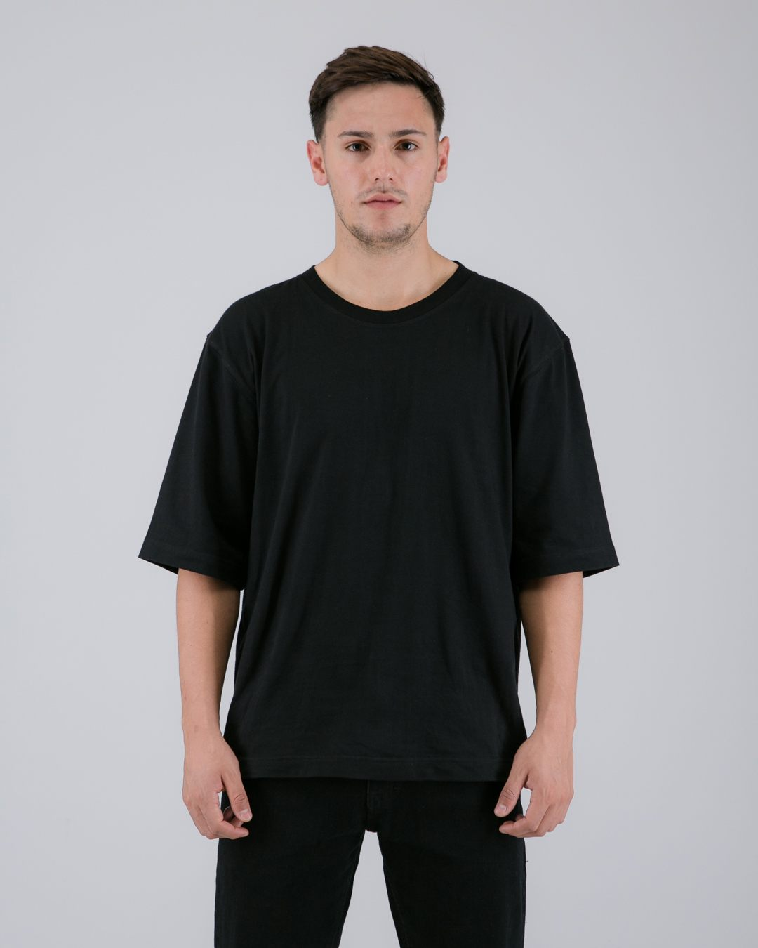 Bebow Tee Black
