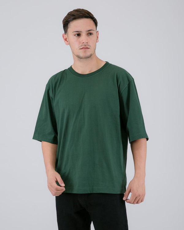 Bebow Tee Green Bottle