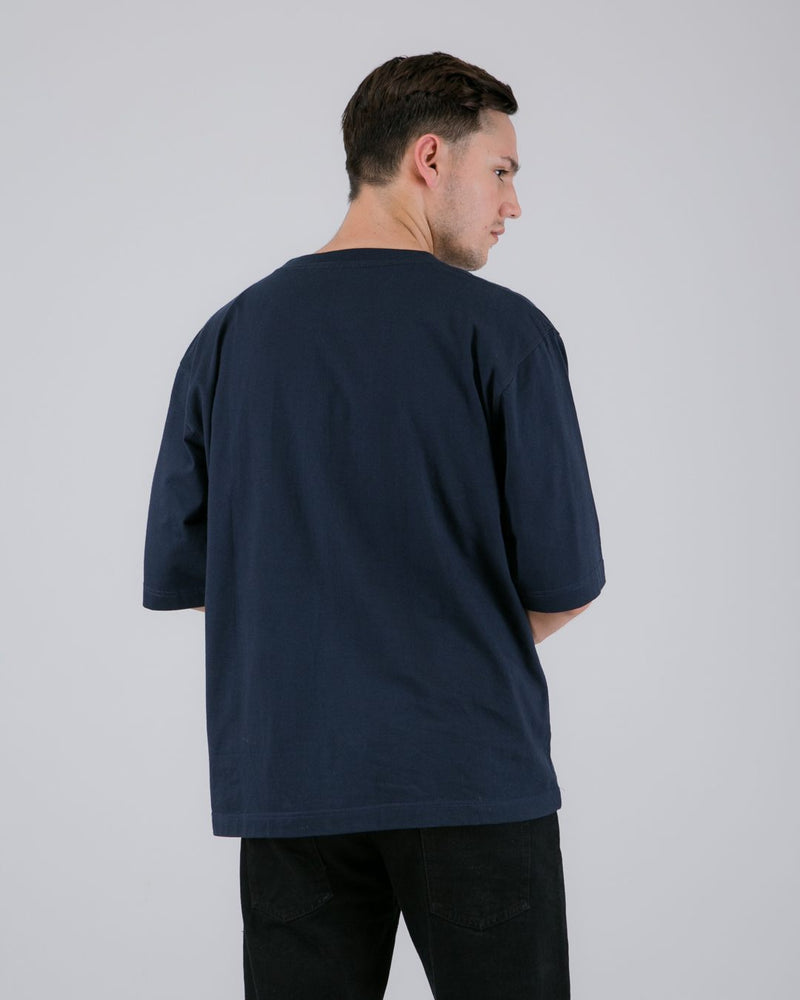 Bebow Tee Navy