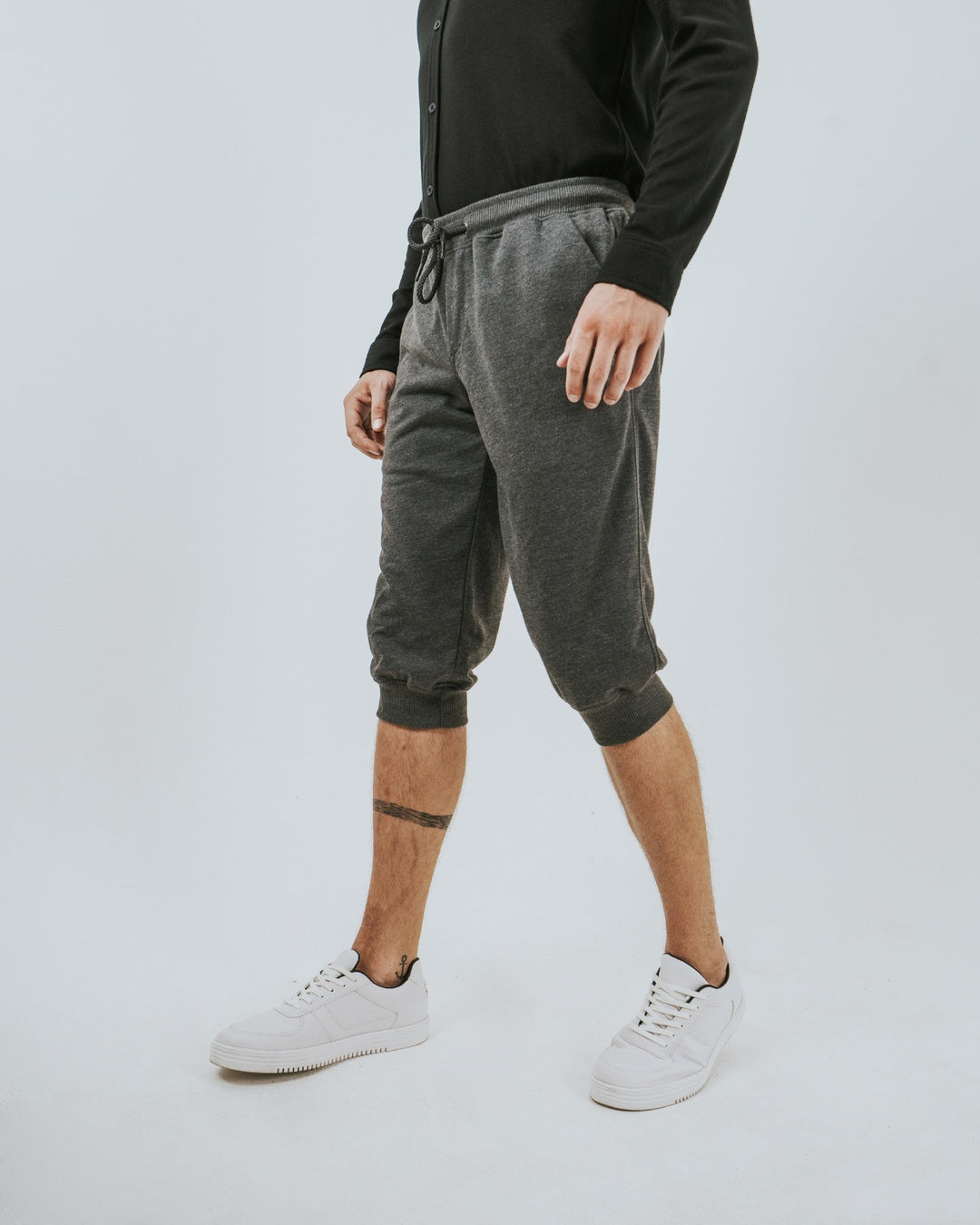 Calv Jogger Terry Dark Gray