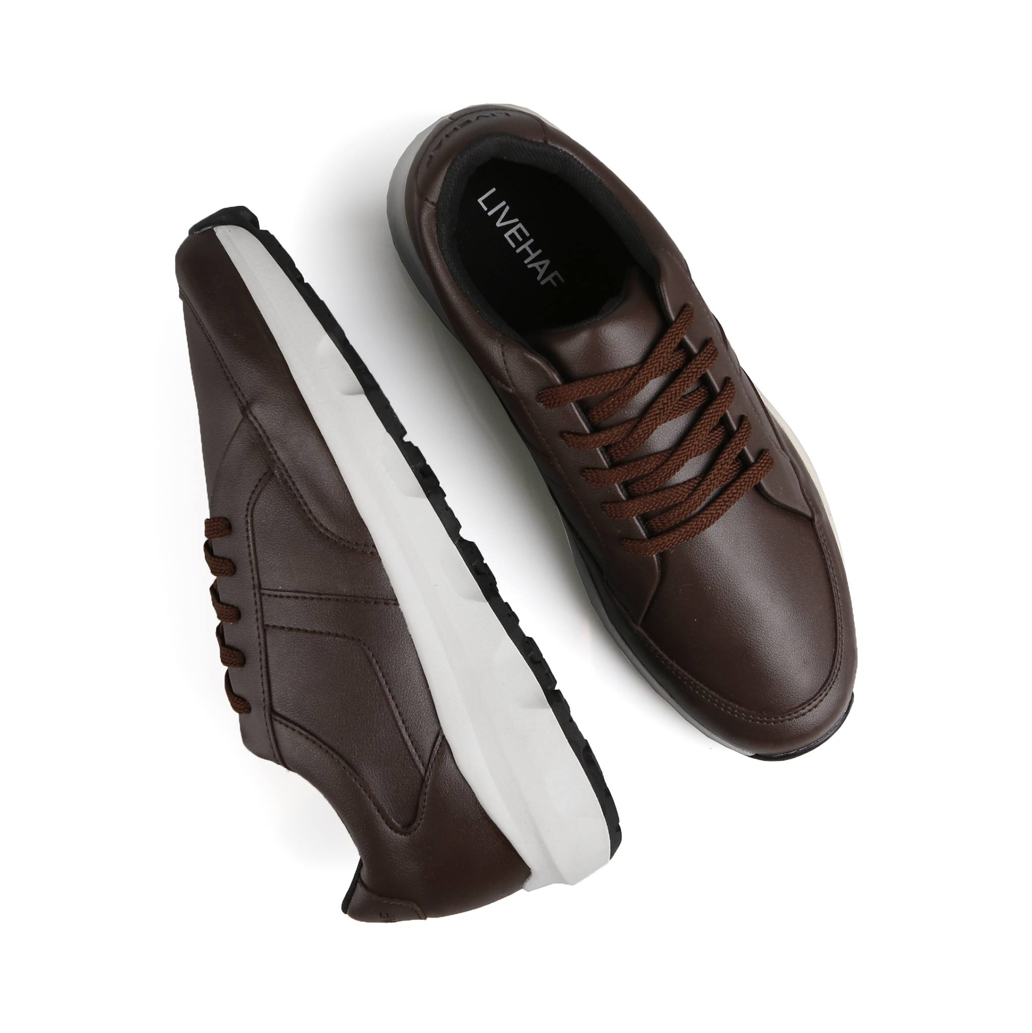 Dadobi Sneakers Coffee WB