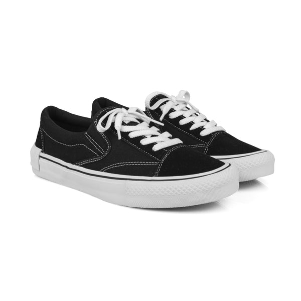 Datal Vulcan Slip On Black-White