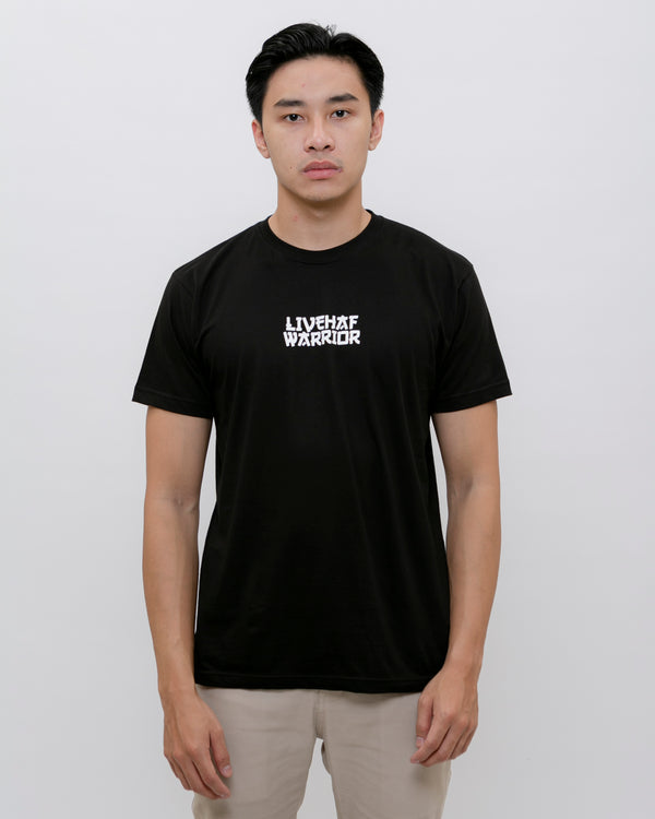 JP Warrior Tee Black