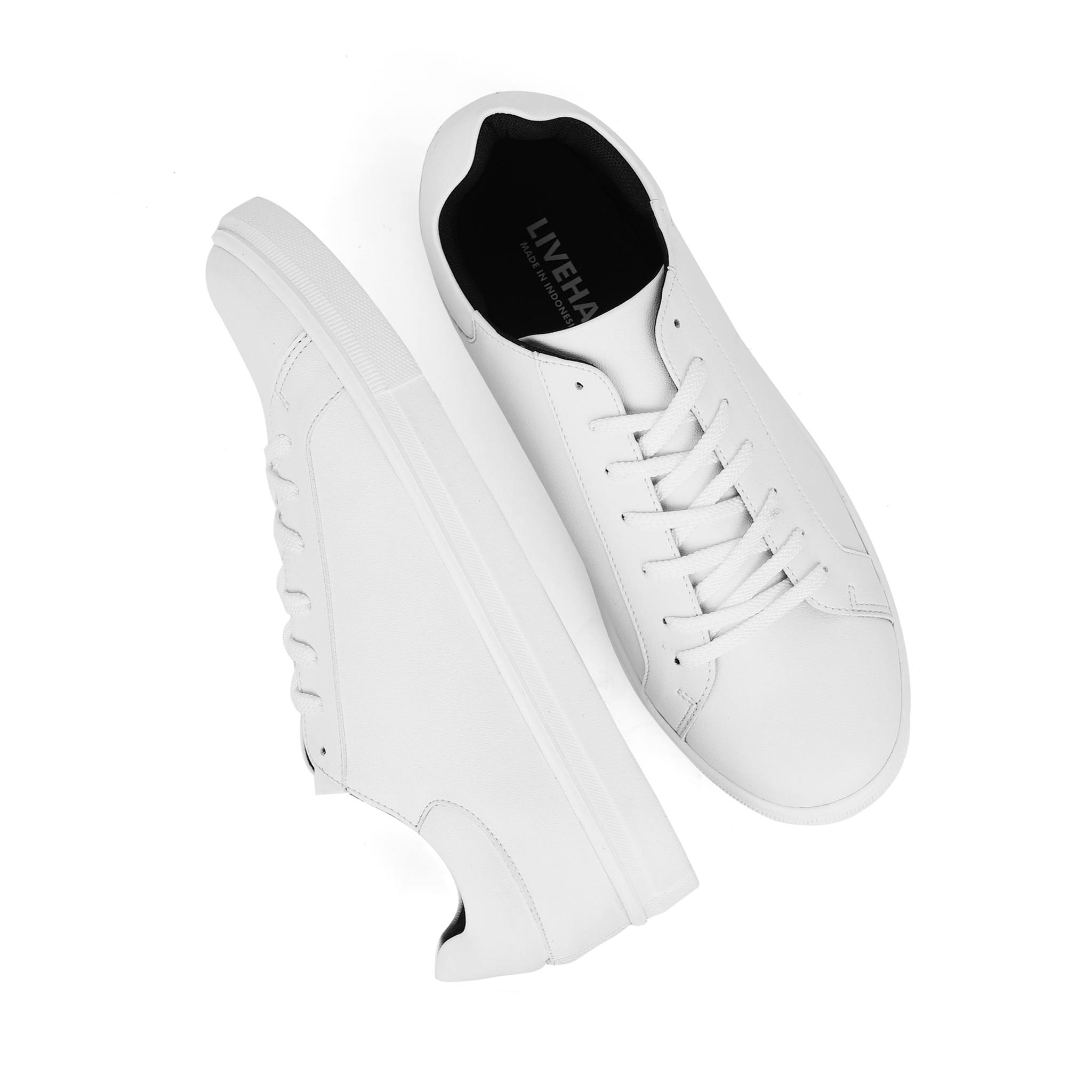 Opco Sneakers All White