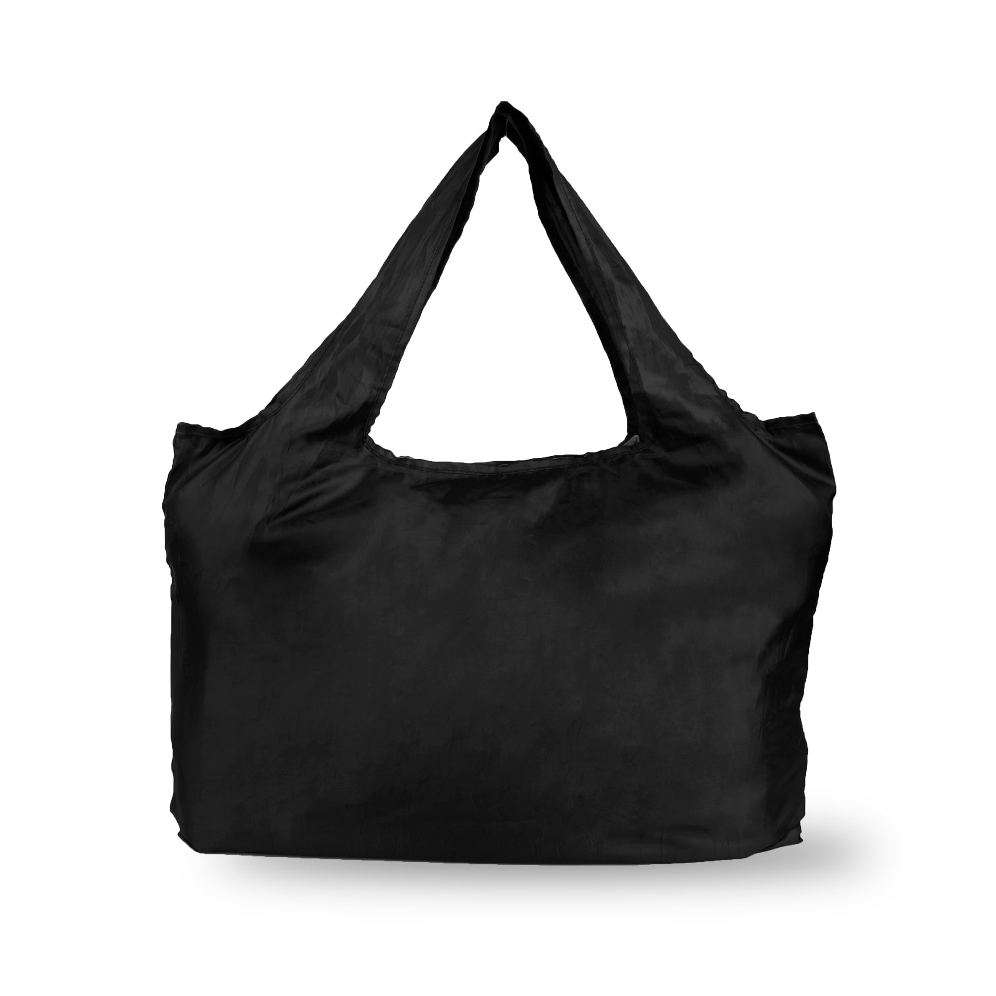 Pocket Shopping Bag Black