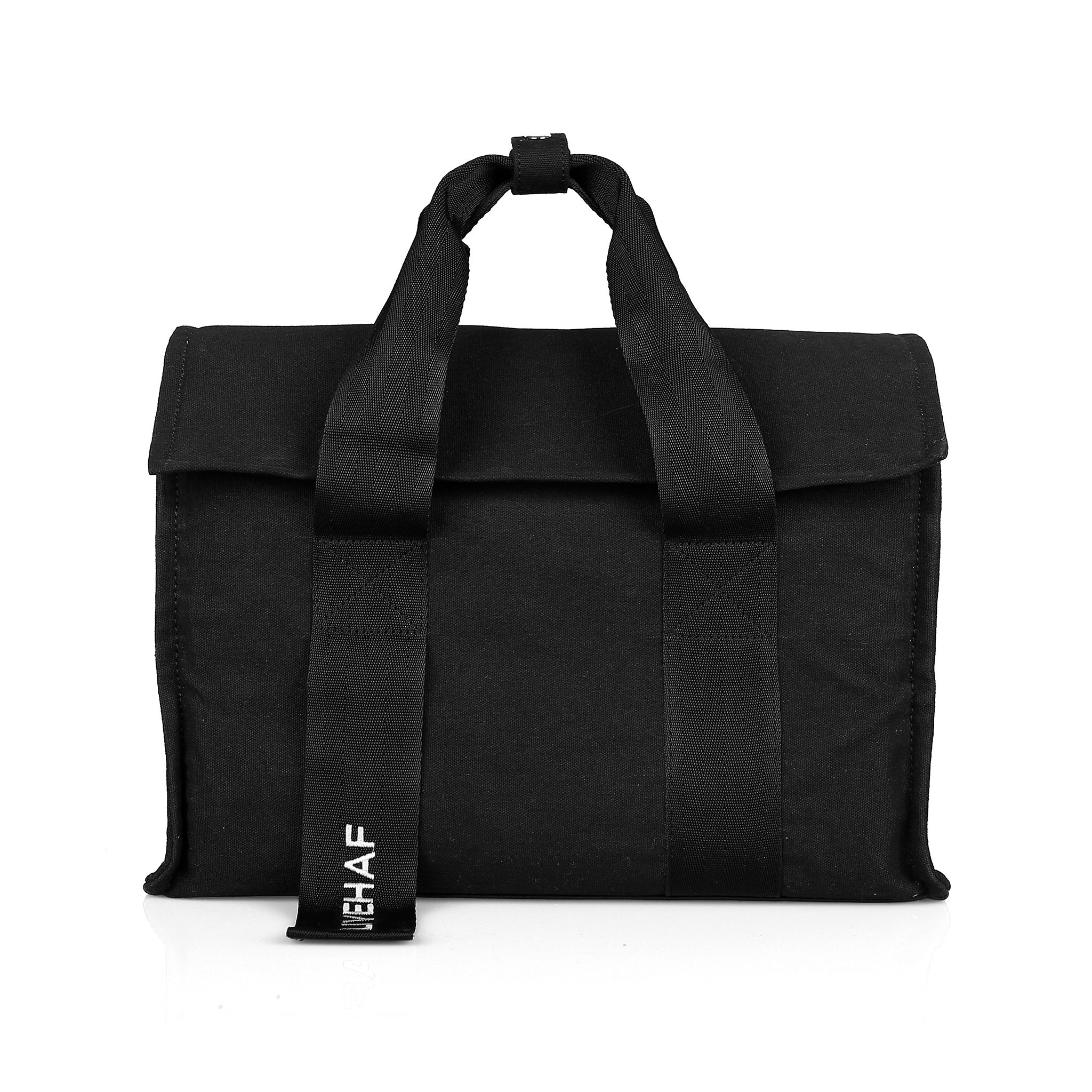 Sage Canvas Bag Black