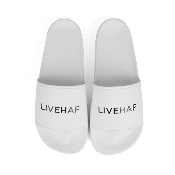 Slipper V2 Original All White