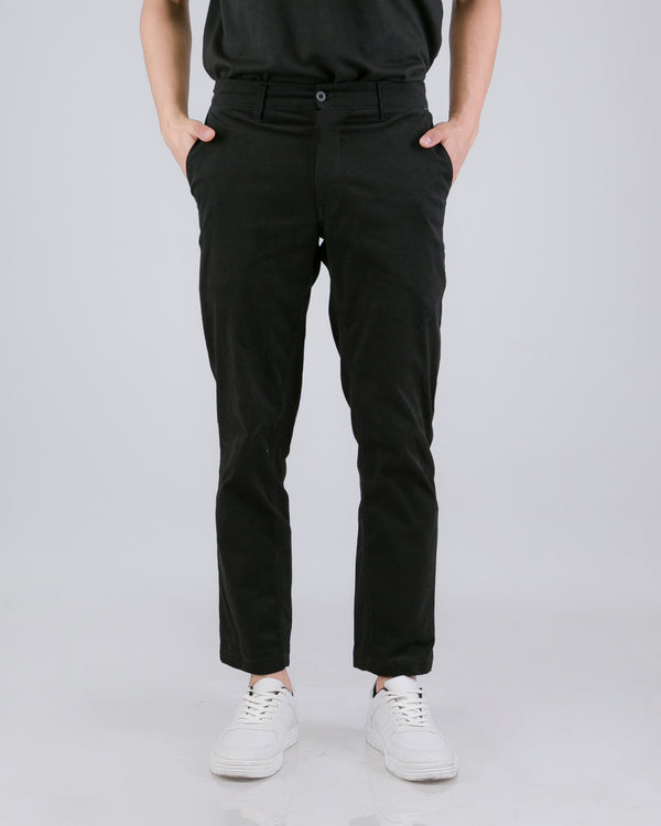 Tib Chino Long Pants Black