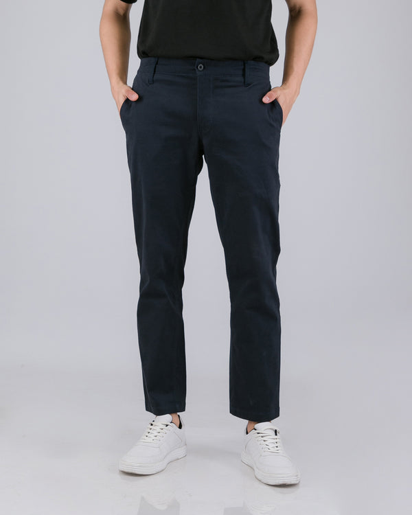 Tib Chino Long Pants Navy