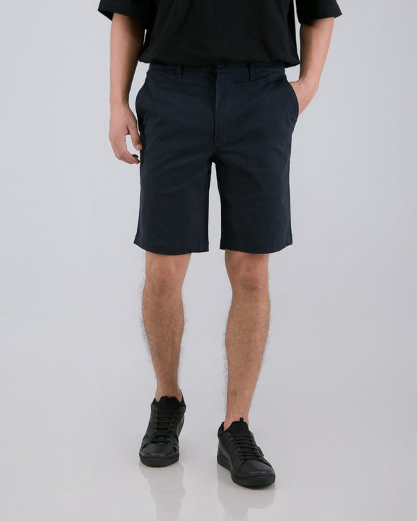 Tib Chino Short Pants Navy