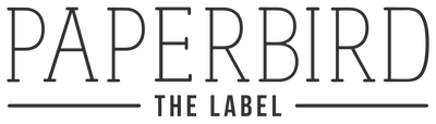 PAPERBIRD the label
