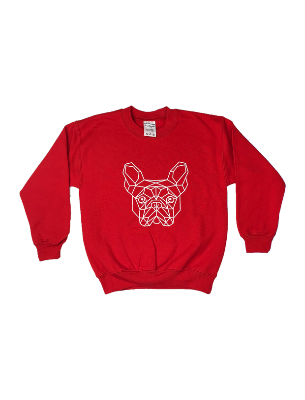 BULLDOG KIDS SW red