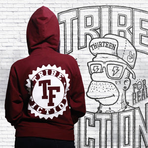 Trendy street wear form Tribe friction