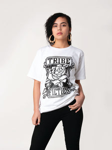 Tf Rose graphic tee