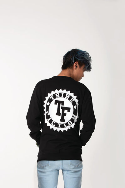 Classic Tribe Fiction  Crewneck  Sweatshirt