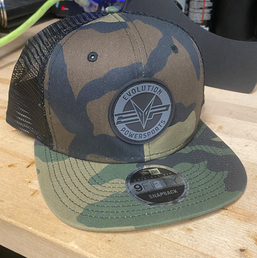 Covert Trucker Snapback
