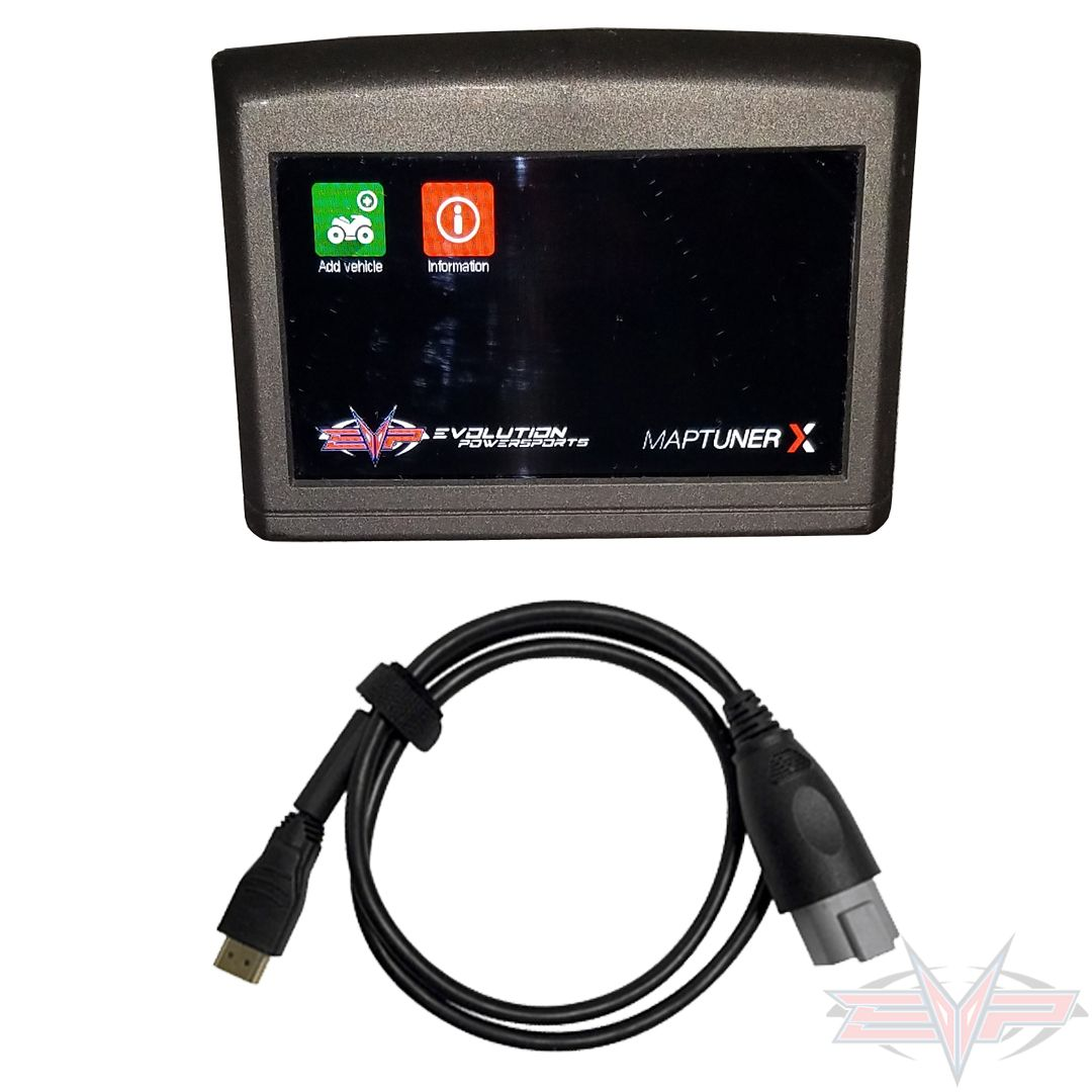 2020-2021 Polaris RZR PRO XP Stock Injector Maptuner ECU Power Package